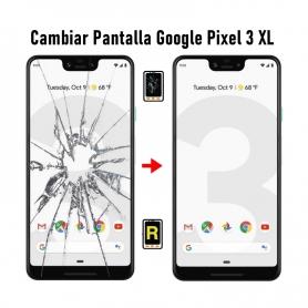 Cambiar Pantalla Google Pixel 3 XL