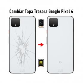 Cambiar Tapa Trasera Google Pixel 4