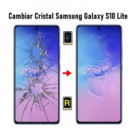 Cambiar Cristal De Pantalla Samsung Galaxy S10 Lite SM-G770F