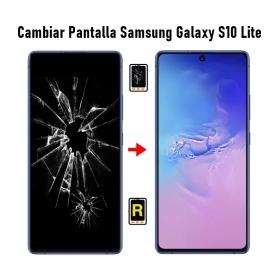 Cambiar Pantalla Samsung Galaxy S10 Lite SM-G770F