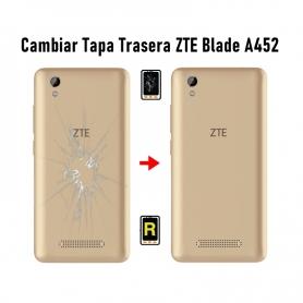 Cambiar Tapa Trasera ZTE Blade A452