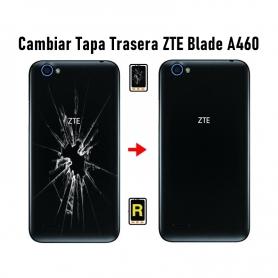 Cambiar Tapa Trasera ZTE Blade A460