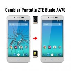 Cambiar Pantalla ZTE Blade A470