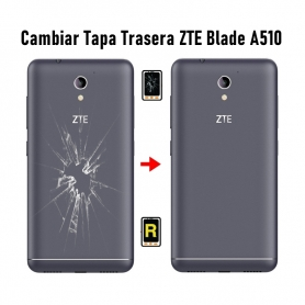 Cambiar Tapa Trasera ZTE Blade A510