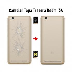 Cambiar Tapa Trasera Redmi 5A
