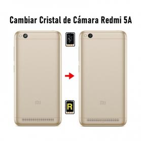 Cambiar Cristal De Cámara Redmi 5A