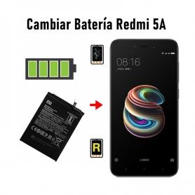 Cambiar Batería Redmi 5A