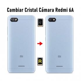 Cambiar Cristal Cámara Redmi 6A