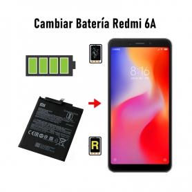 Cambiar Batería Redmi 6A