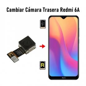 Cambiar Cámara Trasera Redmi 6A