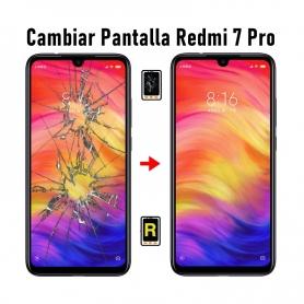 Cambiar Pantalla Redmi 7 Pro