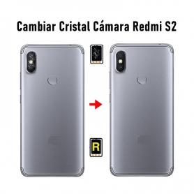 Cambiar Cristal Cámara Redmi S2