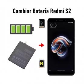 Cambiar Batería Redmi S2
