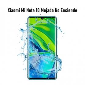 Reparar Xiaomi Mi Note 10 Mojado