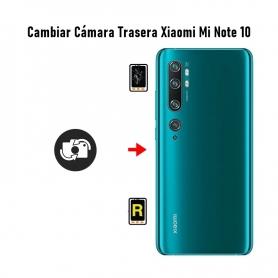 Cambiar Cámara Frontal Xiaomi Mi Note 10