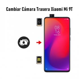 Cambiar Cámara Trasera Xiaomi Mi 9T