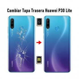 Cambiar Tapa Trasera Huawei P30 Lite