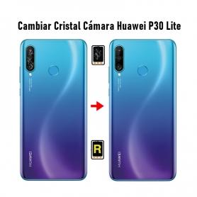 Cambiar Cristal Cámara Trasera Huawei P30 Lite