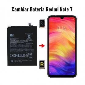 Cambiar Batería Redmi Note 7