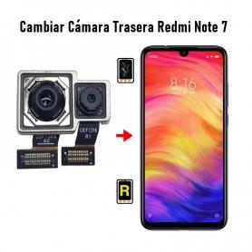Cambiar Cámara Trasera Redmi Note 7