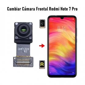 Cambiar Cámara Frontal Redmi Note 7 Pro