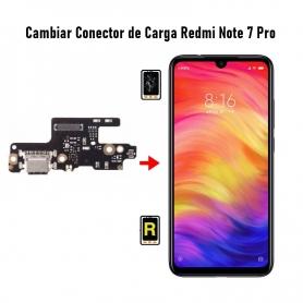 Cambiar Conector De Carga Redmi Note 7 Pro