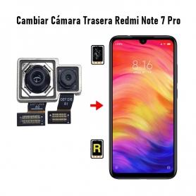 Cambiar Cámara Trasera Redmi Note 7 Pro