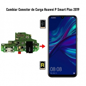Cambiar Conector De Carga Huawei P Smart Plus 2019