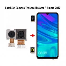 Cambiar Cámara Trasera Huawei P Smart 2019