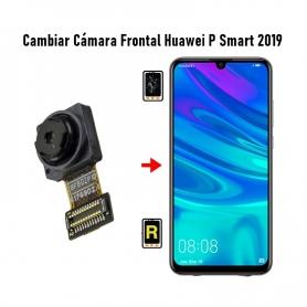 Cambiar Cámara Frontal Huawei P Smart 2019