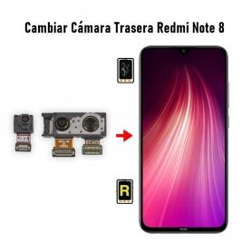 Cambiar Cámara Trasera Redmi Note 8