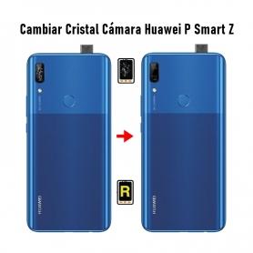 Cambiar Cristal Cámara Trasera Huawei P Smart Z