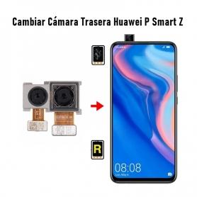 Cambiar Cámara Trasera Huawei P Smart Z