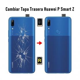 Cambiar Tapa Huawei P Smart Z