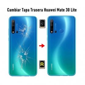 Cambiar Tapa Trasera Huawei Mate 30 Lite