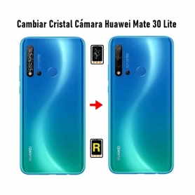 Cambiar Cristal Cámara Trasera Huawei Mate 30 Lite
