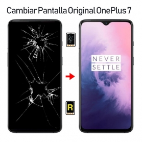 Cambiar Pantalla OnePlus 7