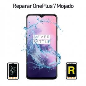 Reparar Oneplus 7 Mojado