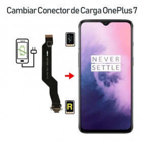 Cambiar Conector De Carga Oneplus 7