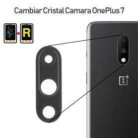 Cambiar Cristal De Cámara Trasera Oneplus 7