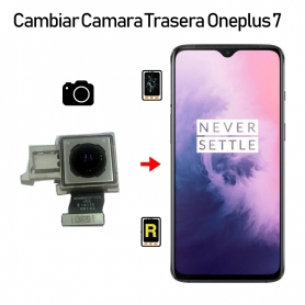 Cambiar Cámara Trasera Oneplus 7