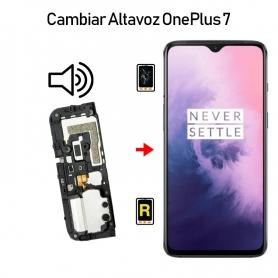 Cambiar Altavoz De Música Oneplus 7