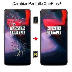 Cambiar Pantalla Oneplus 6