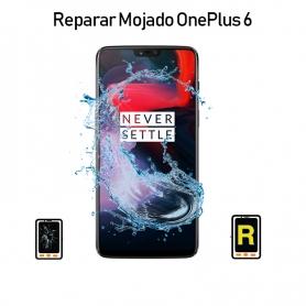 Reparar Oneplus 6 Mojado