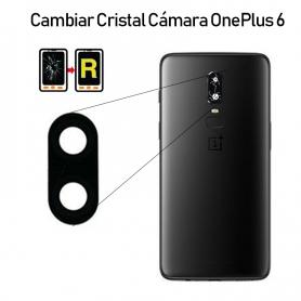Cambiar Cristal Cámara Trasera Oneplus 6