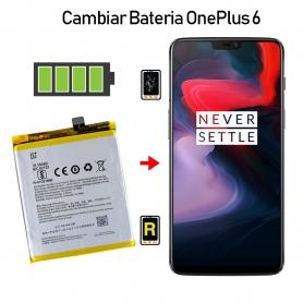 Cambiar Batería Oneplus 6