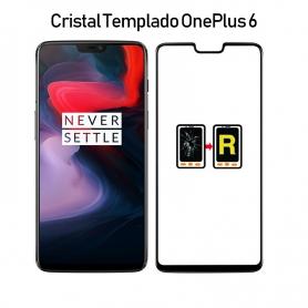 Cristal Templado Oneplus 6