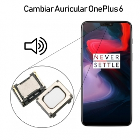 Cambiar Auricular De Llamada Oneplus 6