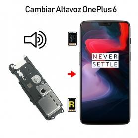 Cambiar Altavoz De Música Oneplus 6