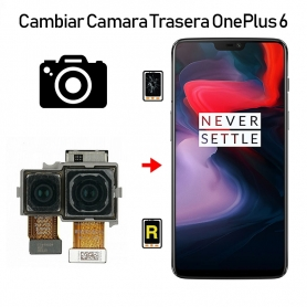 Cambiar Cámara Trasera Oneplus 6
